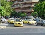 Такси в Греции
