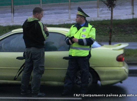 Минск: на Долгиновском тракте во время «Фильтра» опять задержаны пьяный водитель и «бесправники»