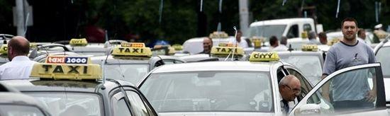 Венгрия. Ассоциация таксистов за повышение тарифов