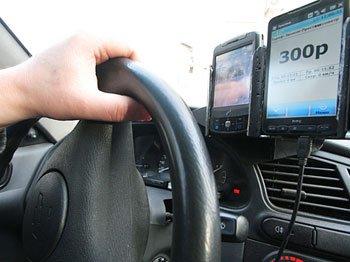 Россия. Кто защитит красноярских таксистов