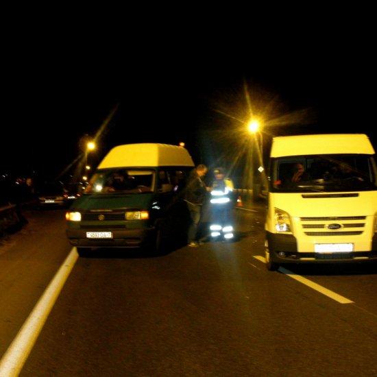 Итоги пятничного «Фильтра» на территории Заводского района: три «бесправника» и два водителя «навеселе»