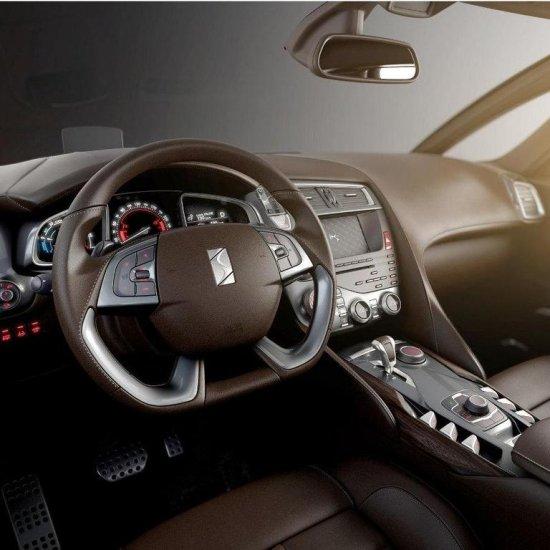 Франция. Citroen хочет перенять успех Mercedes E-Class в такси