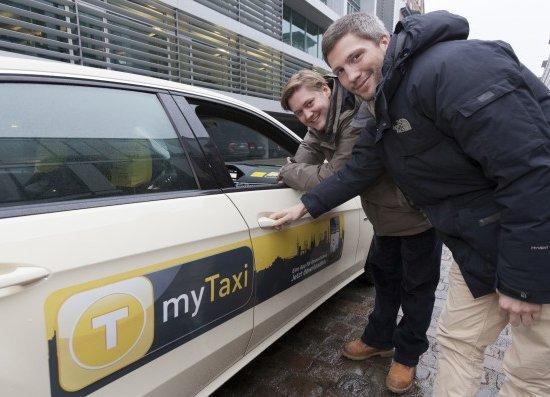 Такси в Мадриде и Барселоне можно заказать через мобильное приложение