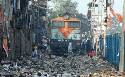 Индийский город Мумбаи назван одним из самых грязных в мире