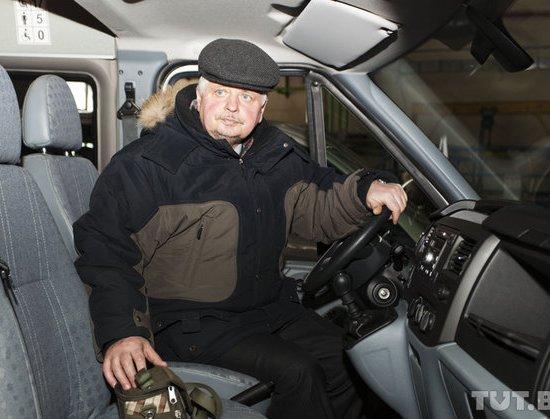 Под Минском налажен выпуск белорусских маршруток