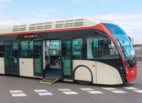 Барселона удивит футуристическими гибридными автобусами