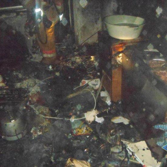 В Серебрянке снова пожар и трое погибших