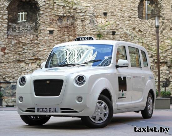 Британцы представили новое лондонское такси