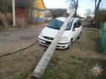 В Беларуси сильный ветер обесточил 1309 населенных пунктов!
