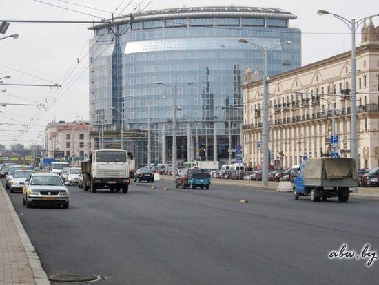 Как белорусские таксисты подготовились к чемпионату мира по хоккею?