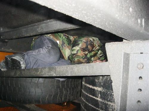 Фото: Пресс-служба Брестской пограничной группы