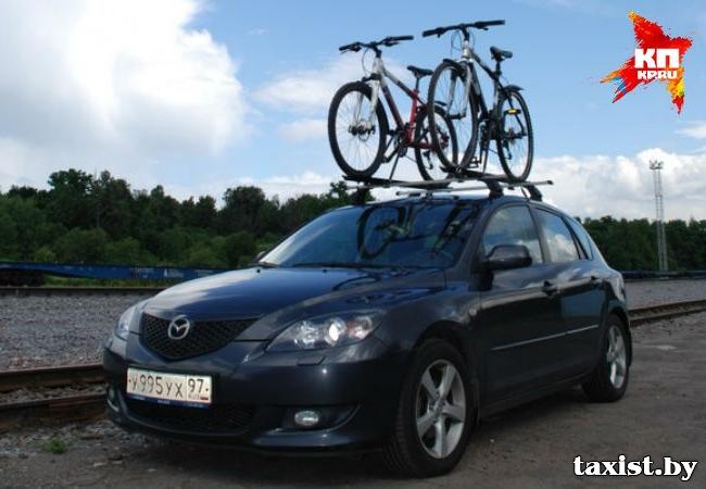В Омске появится такси для велосипедистов