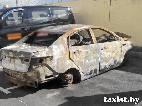 Минский таксист уличен в страховом мошенничестве