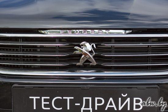 Мечта чиновника. Первый тест-драйв Peugeot 508 белорусской сборки