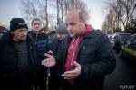 Таксисты Минска собираются вместе, чтобы обсудить, как жить дальше