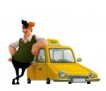 Месячник безопасности – работа такси на контроле